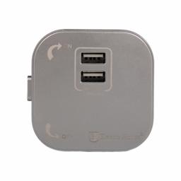 Розетка подвійна USB Pandora 2A IP40