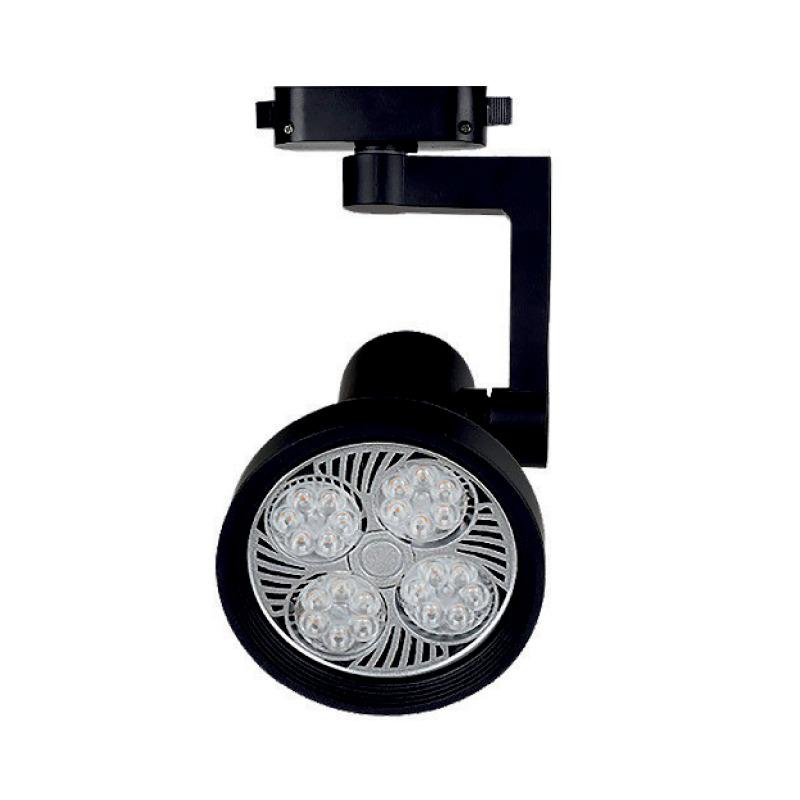 LED светильник трековый 25W черный EH-TL-0007