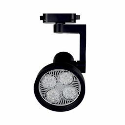 LED світильник трековий 25W чорний 4100K 2000Lm