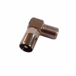 ТБ штекер кутовий (male) EH - TVF - 00190